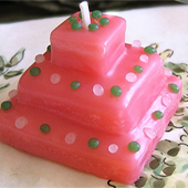 Candle favor-S0004
